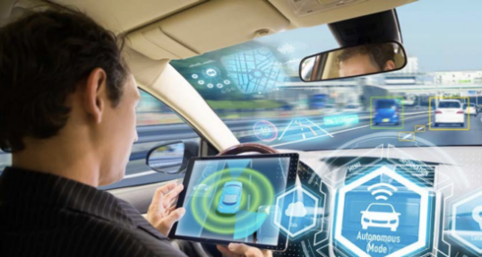 汽车行业正在经历重大变革 无人驾驶汽车开始飞速发...