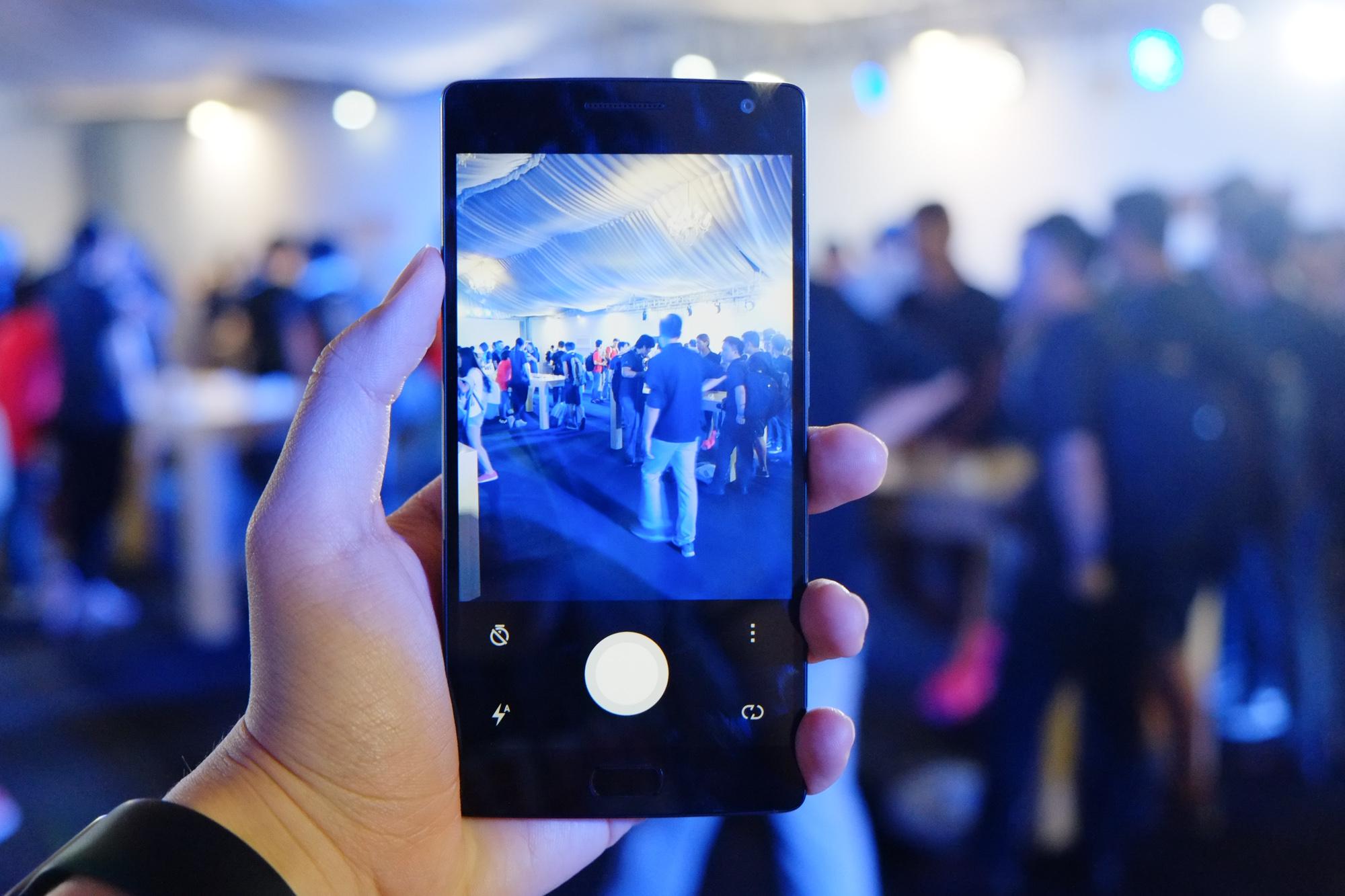 一加手机1和2代高清对比图赏