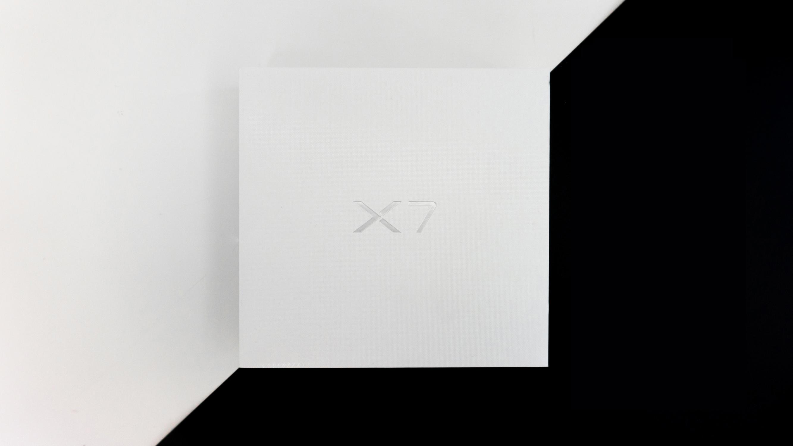 vivoX7星空灰高清圖賞