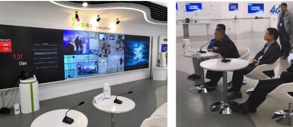 安徽移动成功实现了全国首个跨省5G视频通话