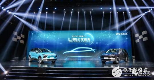 爱驰U5全球首秀 明年四季度批量交付