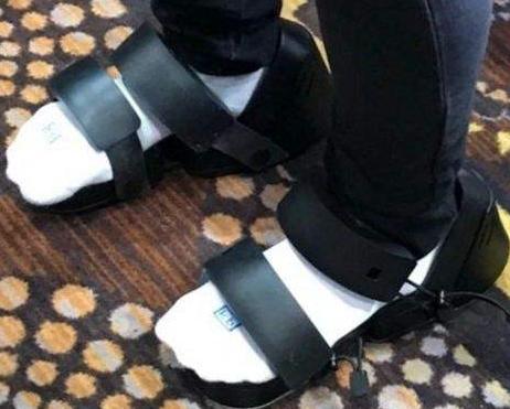 谷歌正研发VR鞋 让消费者在玩游戏的时候更加真实...