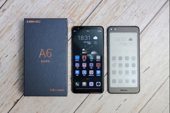 海信双屏手机A6评测 寻过去阅读时的快乐和激情