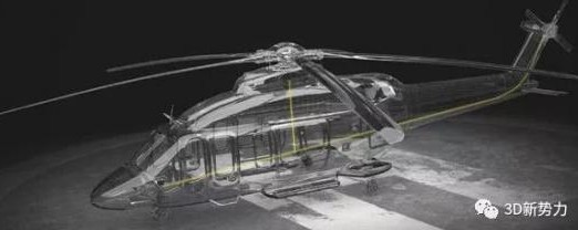 """采用VR技术设计的""""概念飞机""""FCX-001"""
