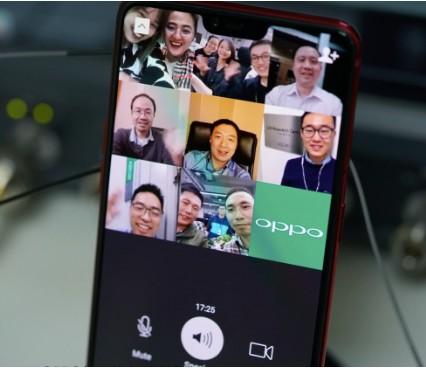 OPPO成功打通了全球首个5G手机微信视频通话