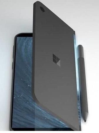 微软折叠手机迎风而来  2019年有望推出