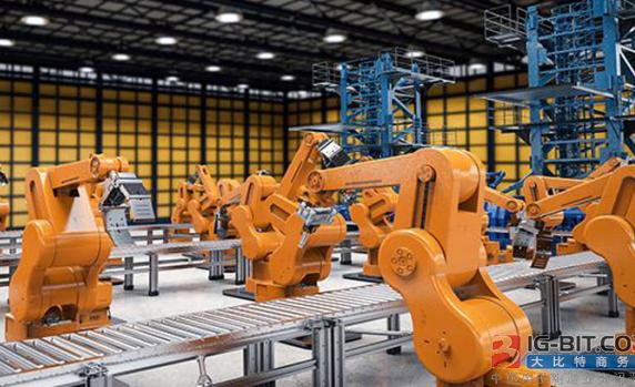 随着工业机器人的发展 对连接器的要求也越来越高