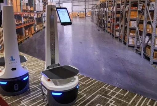DHL将借助更多的物联网感应器和机器人来实现北美仓库的现代化