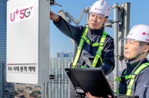 韩国电信运营商LG U+计划到今年12月底将建成...