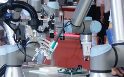 协作机器人市场竞争激烈 人机协作大势成趋