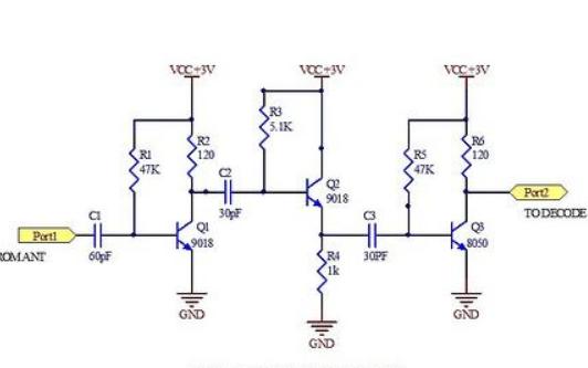 两级开环增益500倍放大电路的详细设计资料说明