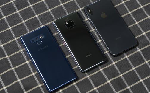 外媒公布2018最佳安卓手机投票结果 票数最高的...
