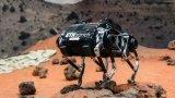 业界四足机器人:瑞士学生设计SpaceBok机器...