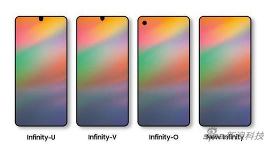 三星推出的Galaxy A8s手机将采用Infi...