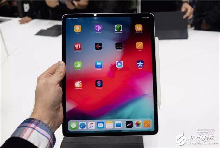 苹果新款iPad Pro弃用Lightning接口改用USB-C接口