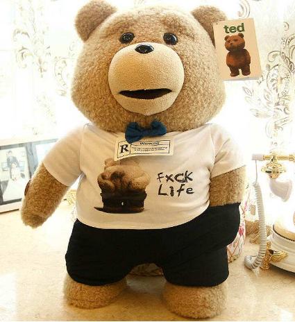采用了人工智能技术的毛绒熊可以成为儿童辅助教育的...