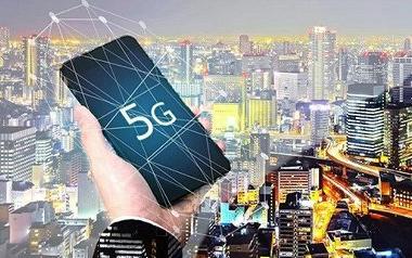 2020年之后将会出现大量的5G手机届时数量将达...
