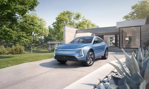 金菓EV打造汽车工厂4.0 为智能电动汽车发展注入强劲的动能