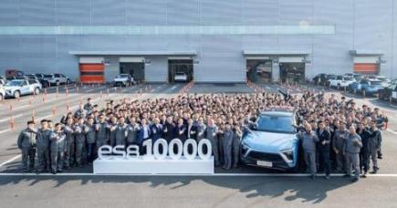 首款量产车ES8面临巨大争议 蔚来未来还有很长的...