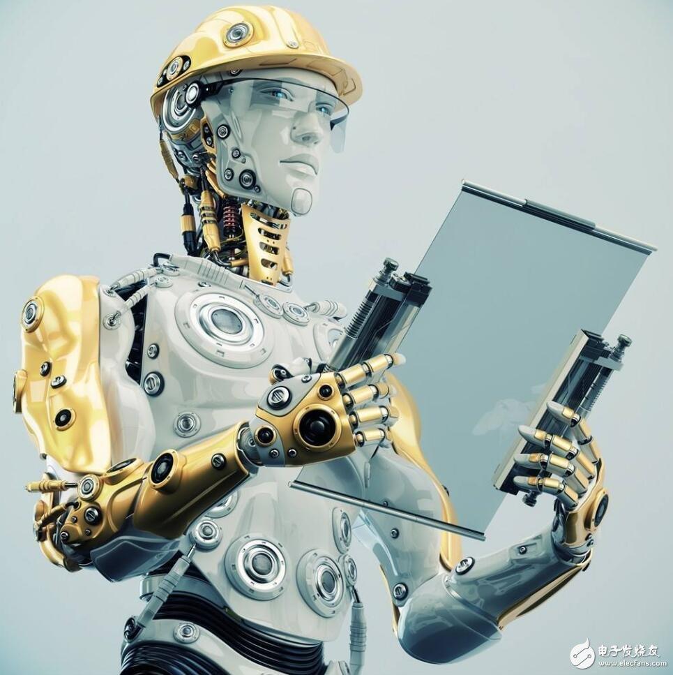 人工智能的算法_只能掌握在人类的手中