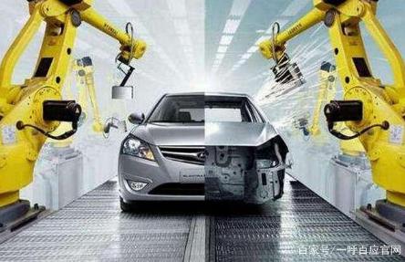 国产工业机器人在保持高增速的同时 制造业整体水平也在向中高端迈进