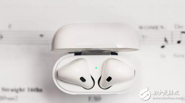 AirPods新专利 左耳和右耳可互换使用
