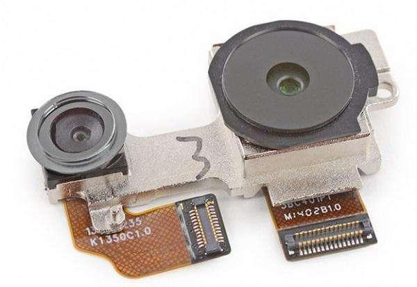 传感器是决定手机摄像头拍照质量好坏的本质