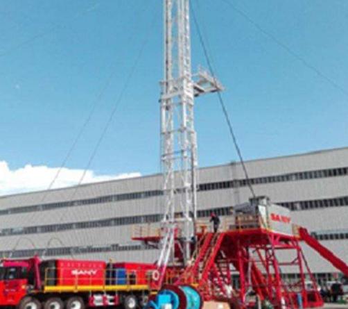 渤海钻探自主研制出DML钻修机监测仪并获专利证书