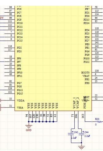 STM32F407的UART串口初始化