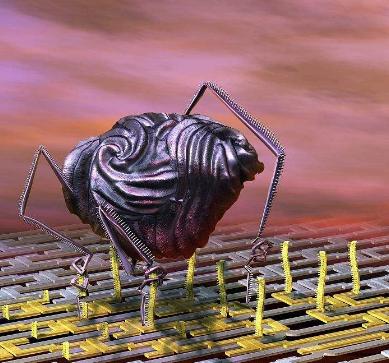 纳米机器人在医疗领域将释放出巨大潜力