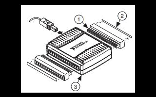 如何安装和配置NI USB数据采集(DAQ)设备