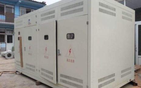 AZ-BNR变压器中性点接地电阻柜的详细资料和参数使用说明