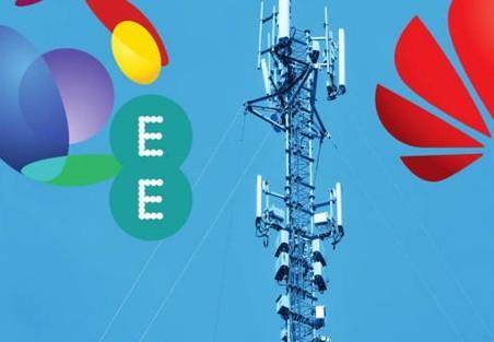 英国电信BT正在从3G和4G网络剥离华为设备