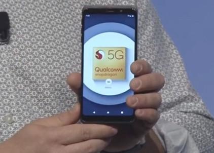 骁龙855将是全球首款全面支持数千兆比特5G的移动平台