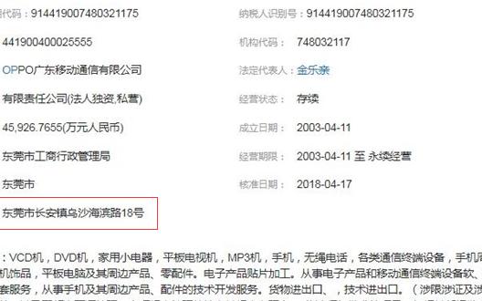oppo深圳总部或换地址 oppo36亿深圳拿地值不值