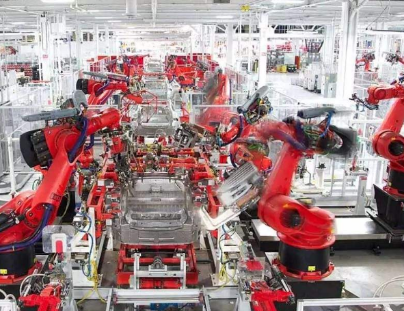 作为优秀的工业机器人 必须要通过这一关