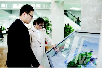 青岛西海岸新区政务服务大厅VR全景上线服务正式启用