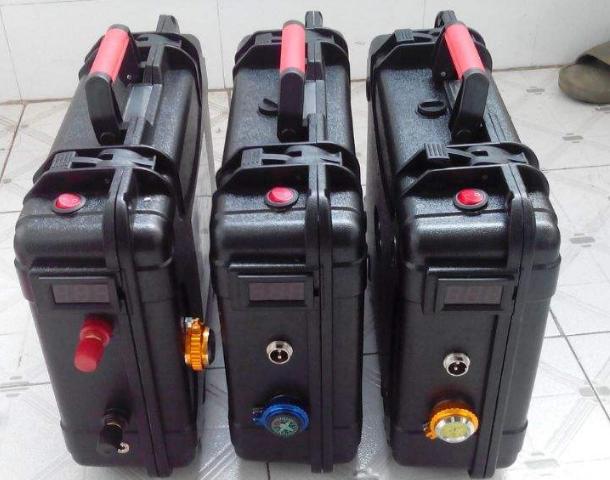 HONDA推出两款户外便携电源 其中小容量版是同类产品中非常轻量的