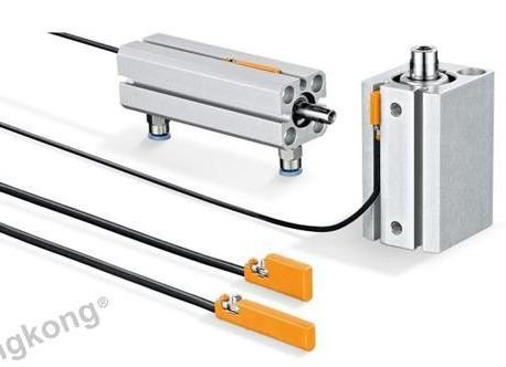 易安装型C型槽气缸传感器的特点介绍