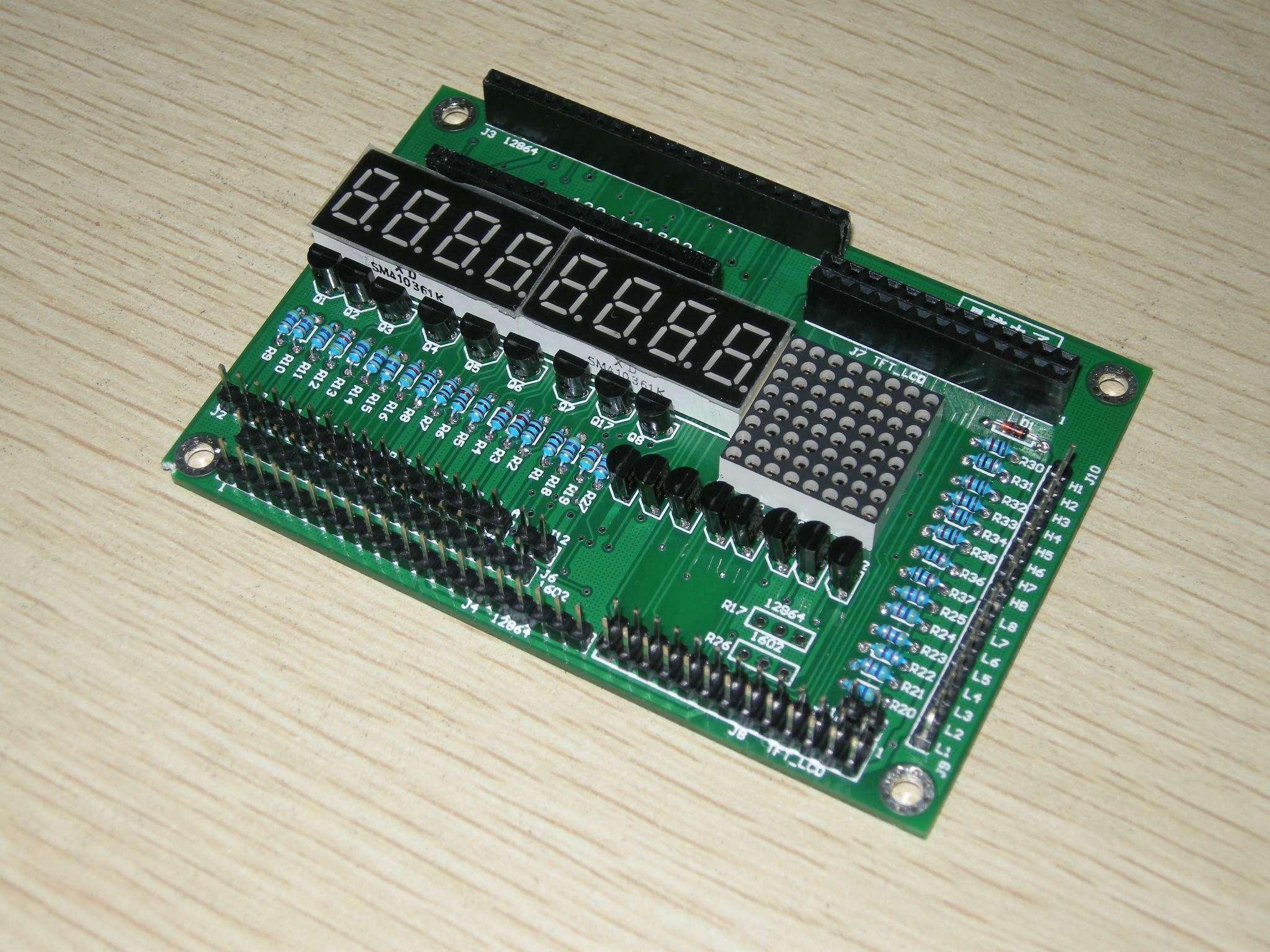 单片机SPI口初始化设计
