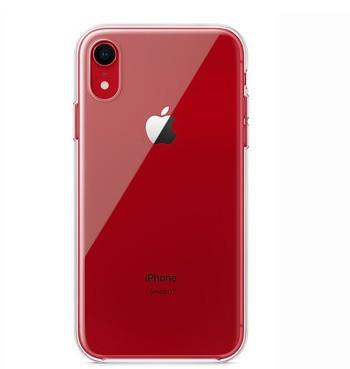 苹果推出iPhone XR透明保护壳外观设计纤薄...