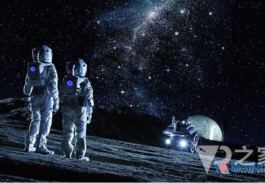 美研究员利用虚拟现实来模拟物体在月球表面上的出现方式