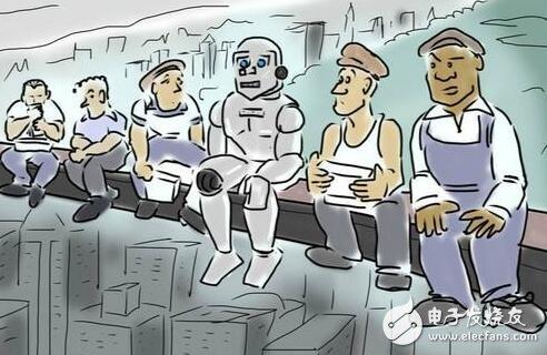 机器人会让我们失业吗?