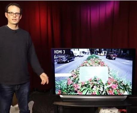 2019年LG高端OLED屏幕将搭载Alpha 9图像处理器