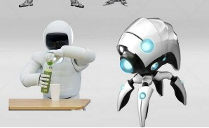 智能机器人时代来临 国际竞争日渐加剧