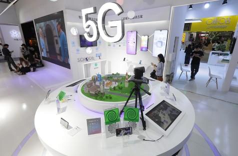 vivo的5G样机实现了高清移动视频的传送