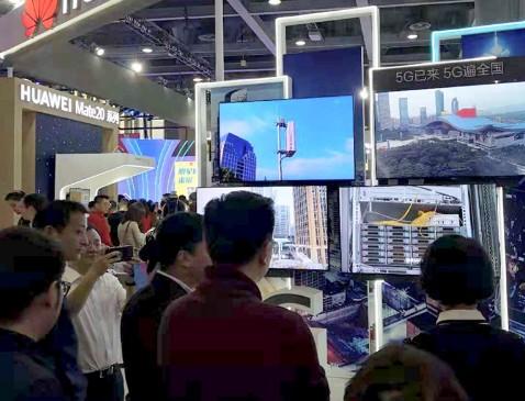 华为携手中国移动持续探索垂直行业应用共筑5G改变社会新时代