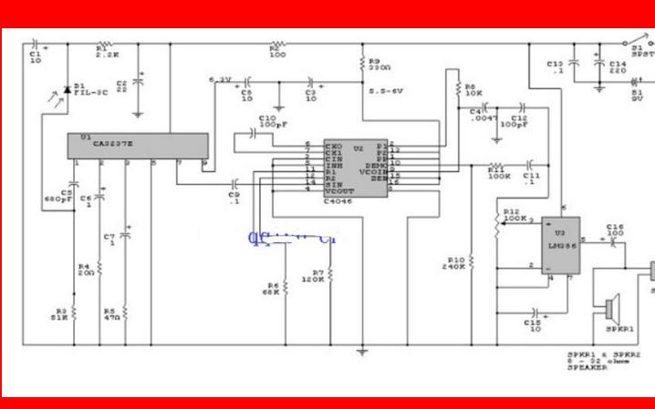 音箱的组成和原理的详细资料简介