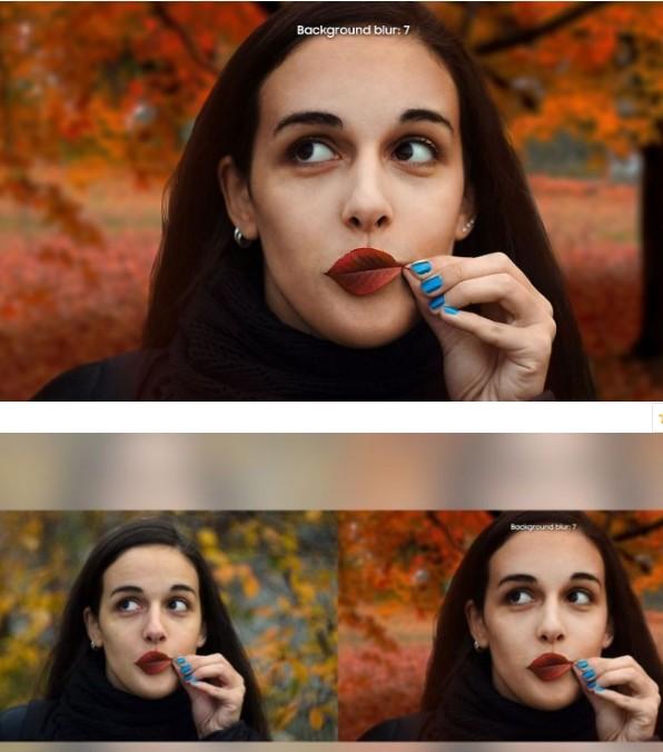三星冒用单反相机商业照片来宣传最新款手机的拍照功...