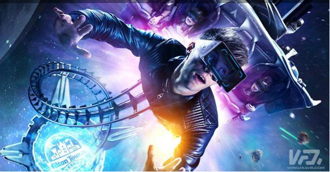 VR娱乐的快速崛起 衍生了四大娱乐新体验